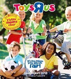 Promos de Jouets et Bébé dans le prospectus de Toys R Us à Rouen