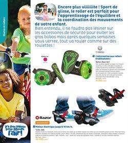 Promos de Roller dans le prospectus de Toys R Us à Paris