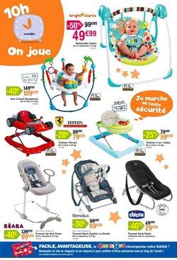 Promos de Trotteur dans le prospectus de Toys R Us à Paris