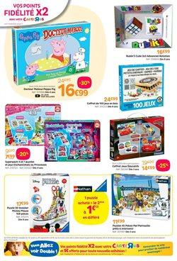 Promos de Puzzle dans le prospectus de Toys R Us à Paris