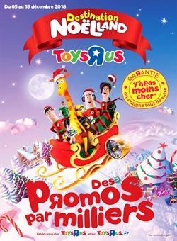 Promos de Jouets et Bébé dans le prospectus de Toys R Us à Paris