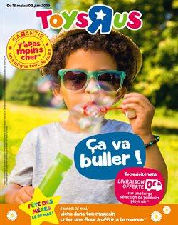 Promos de Jouets et Bébé dans le prospectus de Toys R Us à Metz