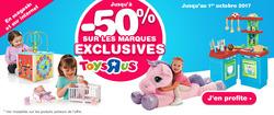 Promos de Toys R Us dans le prospectus à Paris