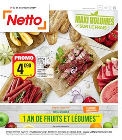 Offres Netto