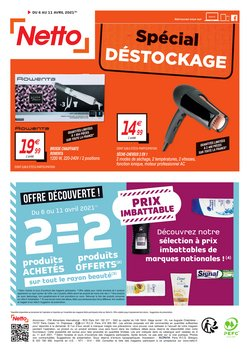 Netto coupon ( Expire ce jour )