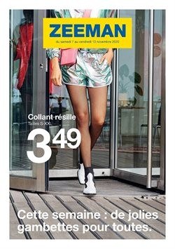 Zeeman coupon ( Expiré )
