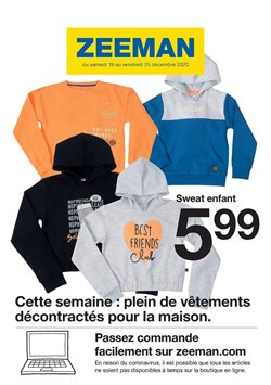 Zeeman coupon à Toulouse ( Expiré )