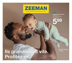 Zeeman coupon ( Plus d'un mois)
