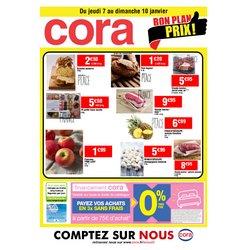 Cora coupon à Paris ( Expiré )
