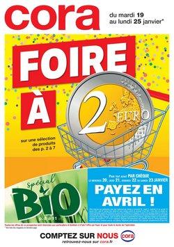 Cora coupon à Rennes ( Expire demain )