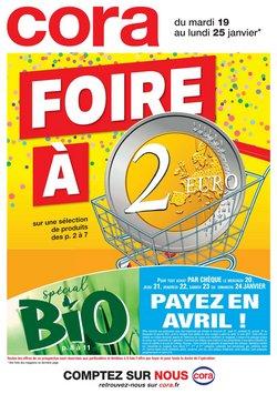 Cora coupon à Lille ( Expiré )