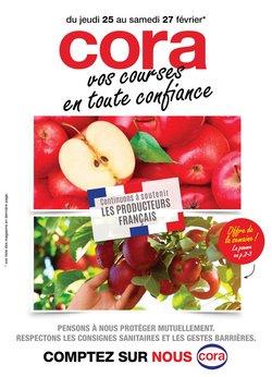 Cora coupon ( Expiré )