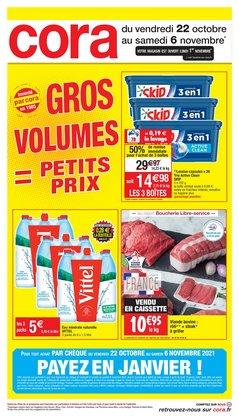 Cora coupon ( Nouveau)