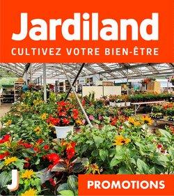 Promos de Jardineries et Animaleries dans le prospectus à Jardiland ( 2 jours de plus)