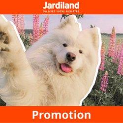 Promos de Jardiland dans le prospectus à Jardiland ( Expire ce jour)
