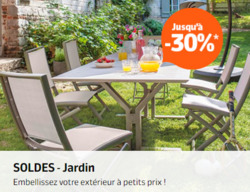 Promos de Jardinage et Animaleries dans le prospectus de Jardiland à Paris