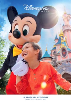 Disneyland Paris coupon ( Plus d'un mois )