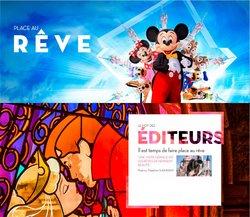 Promos de Disneyland Paris dans le prospectus à Disneyland Paris ( Plus d'un mois)