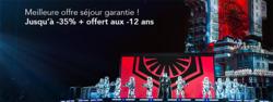 Promos de Disneyland Paris dans le prospectus à Marne-la-Vallée