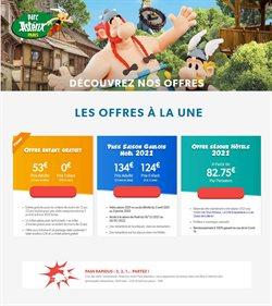 Parc Astérix coupon ( Expiré )