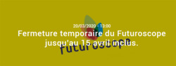 Coupon Futuroscope ( 7 jours de plus )