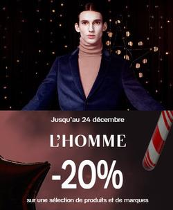 Promos de Galeries Lafayette dans le prospectus à Paris