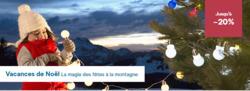 Promos de Pierre & Vacances dans le prospectus à Morzine