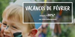 Promos de Center Parcs dans le prospectus à Verneuil-sur-Avre