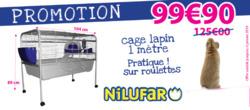 Promos de Nilufar dans le prospectus à Mulhouse