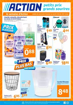 Action coupon ( Expiré )