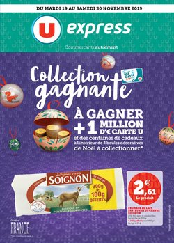 COLLECTION GAGNANTE