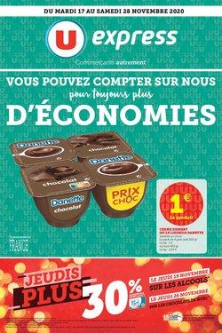 U Express coupon à Nice ( Expire ce jour )