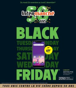 Offres Intermarché Hyper Black Friday