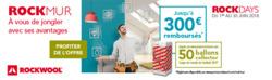 Promos de L'entrepôt du bricolage dans le prospectus à Valence