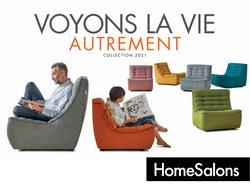 Home Salons coupon ( Plus d'un mois)