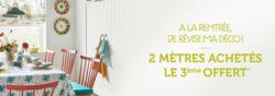 Promos de Mondial Tissus dans le prospectus à Saint-Étienne