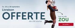 Mondial Tissus coupon à Grenoble ( 2 jours de plus )