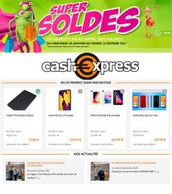 Cash Express coupon à Paris ( Expiré )