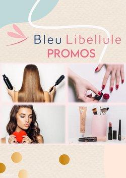Bleu Libellule coupon ( 14 jours de plus)