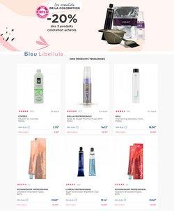 Bleu Libellule coupon ( Expiré )