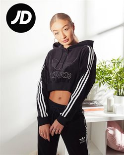JD Sports coupon ( Plus d'un mois )