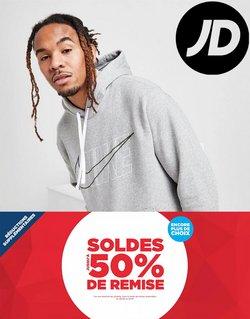 JD Sports coupon ( Plus d'un mois)