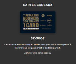 Carte Cadeau Jd Sport.Jd Sports A Paris Codes Promo Et Catalogue En Cours