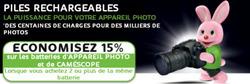 Promos de Duracell Direct dans le prospectus à Paris