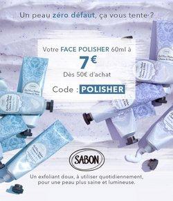 Promos de Sabon dans le prospectus à Sabon ( Expire demain)