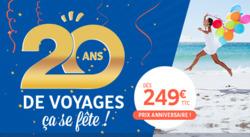 Promos de Promovacances dans le prospectus à Paris