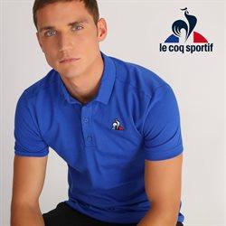 Promos de Sport dans le prospectus de Le Coq Sportif à Paris ( 23 jours de plus )