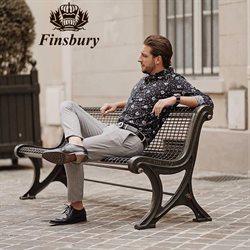 Finsbury coupon ( Expiré )