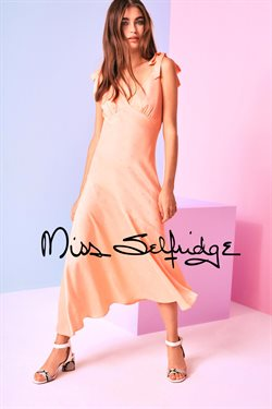 Miss Selfridge coupon ( 5 jours de plus )