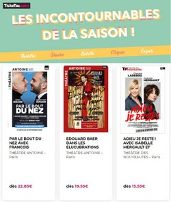 TickeTac coupon ( 5 jours de plus )